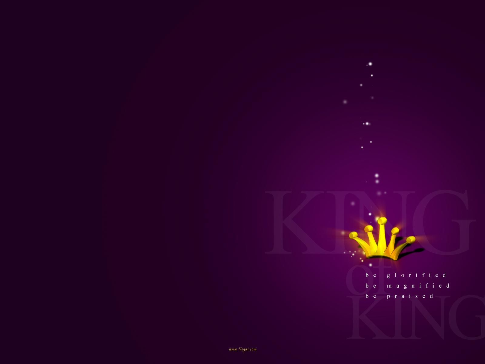 King of king vogai design art and technology the christian powerpoint template king toneelgroepblik Choice Image
